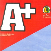 Revista A+ Capa (Janeiro/2010)